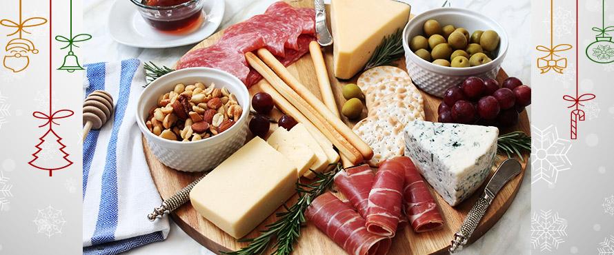 Peynir Tabaklarına Renk Getiren Peynirler