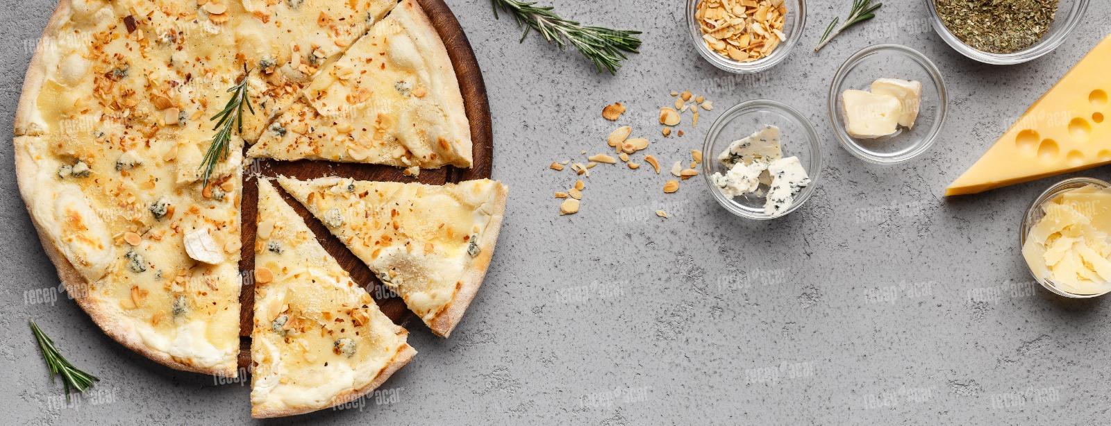 Pizza tariflerinde hangi peynirler kullanýlýr?