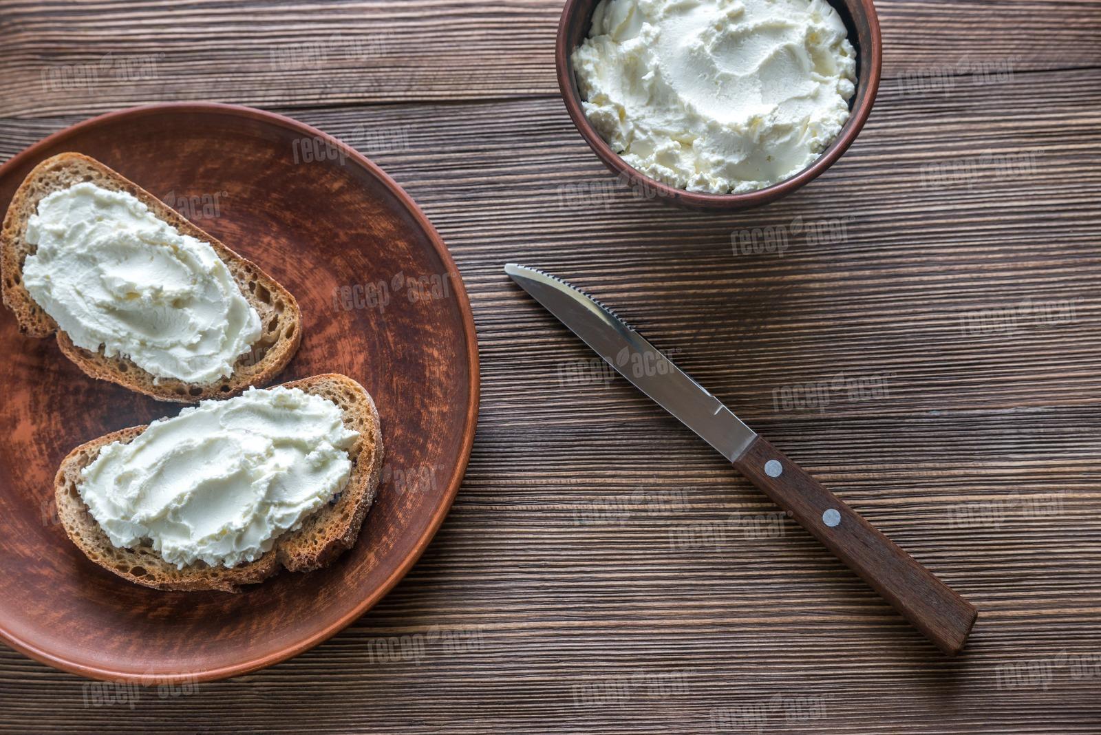 Pratik ve lezzetli: Evde Krem peynir nasýl yapýlýr