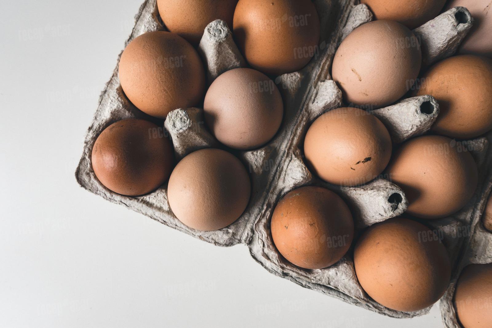 Buzdolabýnýzýn ev sahibi: Yumurta