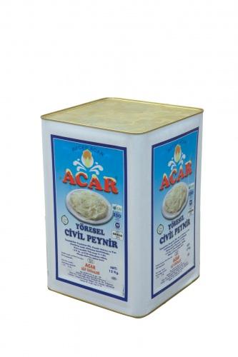 Salamura Civil (Çeçil) Peynir  ( NET 12KG)