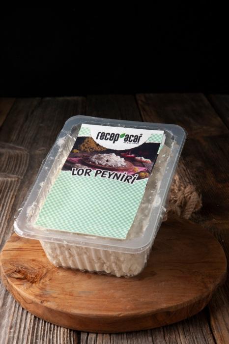 Erzurum Lor Peyniri 1 Kg