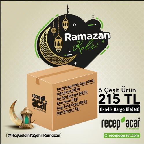 Ramazan Kolisi ( 6 Ürün )
