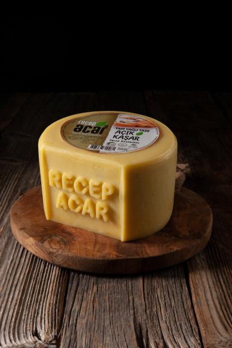 Tam Yağlı Kelle Kaşar Peynir 1900 GR- 2000 GR