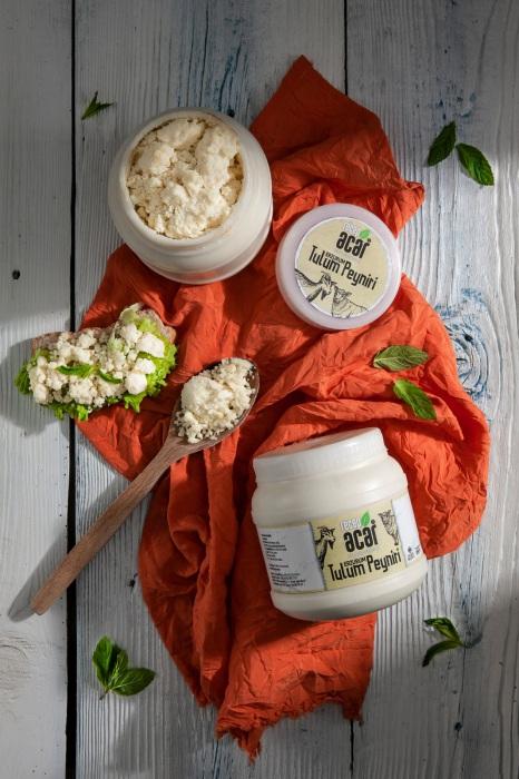 Erzurum Yayla Þavak Tulum Peyniri 1 Kg %100 Koyun Sütü
